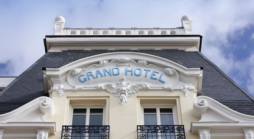 Le Grand Hôtel Cabourg MGallery by Sofitel ***** 30