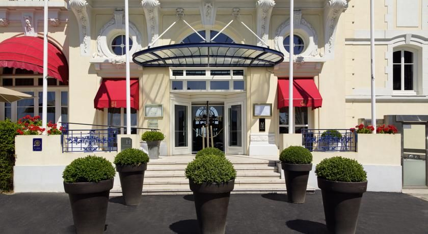 Le Grand Hôtel Cabourg MGallery by Sofitel ***** 45
