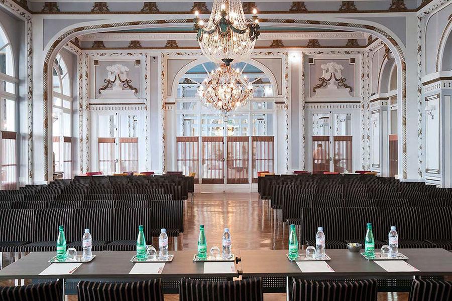 Le Grand Hôtel Cabourg MGallery by Sofitel ***** Salle de séminaire