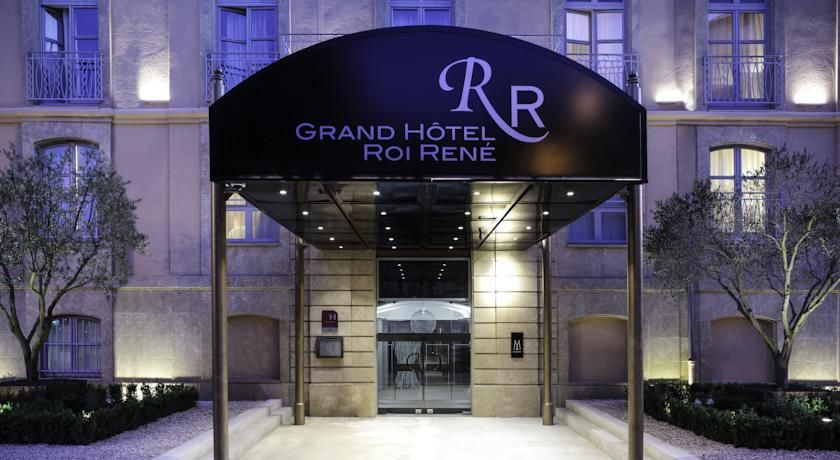 Grand Hôtel Roi René Aix en Provence MGallery Collection **** 2