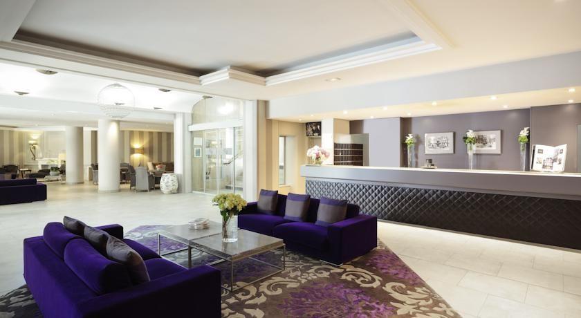 Grand Hôtel Roi René Aix en Provence MGallery Collection **** 5