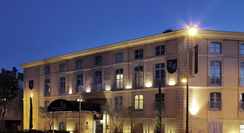 Grand Hôtel Roi René Aix en Provence MGallery Collection **** 6