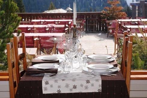 Hôtel Courcheneige Restaurant