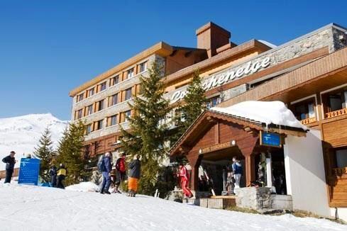 Hôtel Courcheneige ext