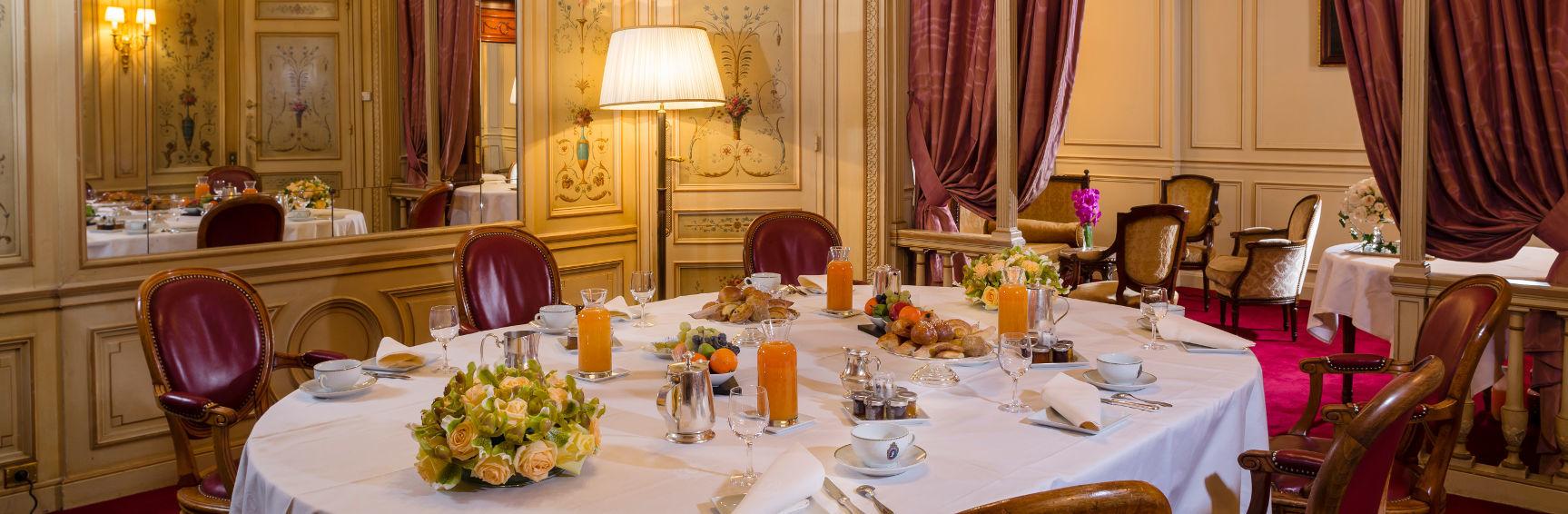 Hôtel Raphael Paris ***** Regina