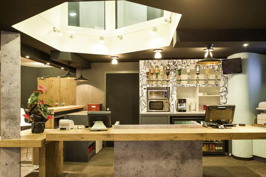 ibis Paris Brancion Parc des Expositions 15ème *** Proposition culinaire