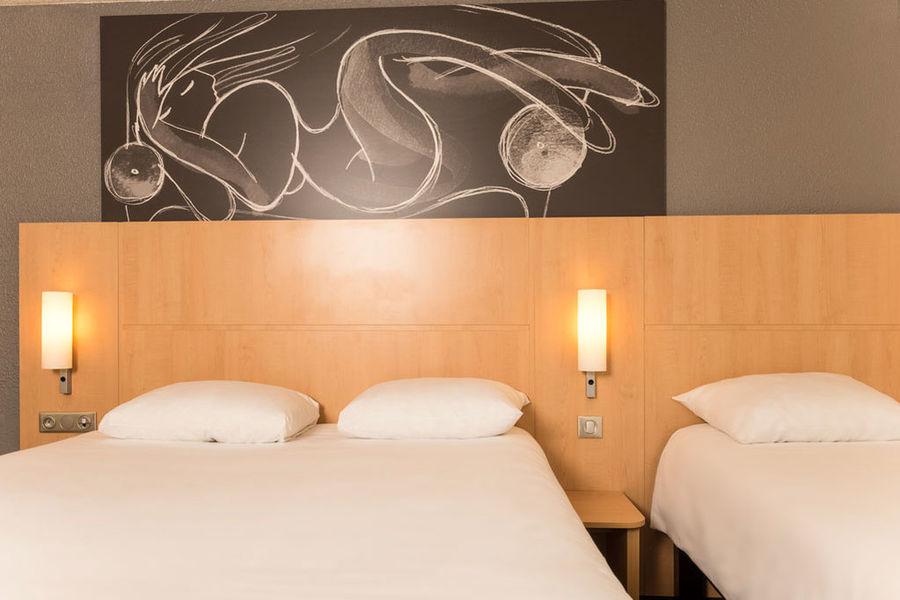 ibis Paris Brancion Parc des Expositions 15ème *** Chambre