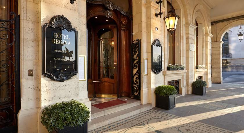 Hôtel Regina ***** 3