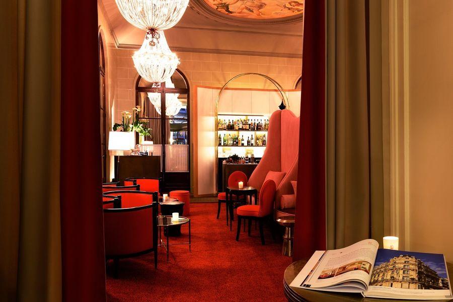 Hôtel Carlton Lyon MGallery By Sofitel **** Bar
