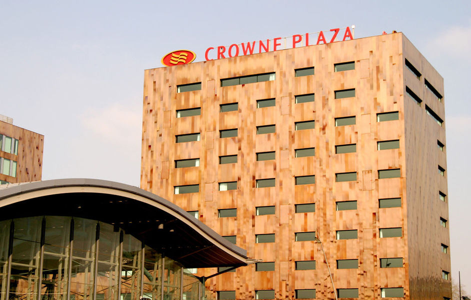Crowne Plaza Lille **** 14