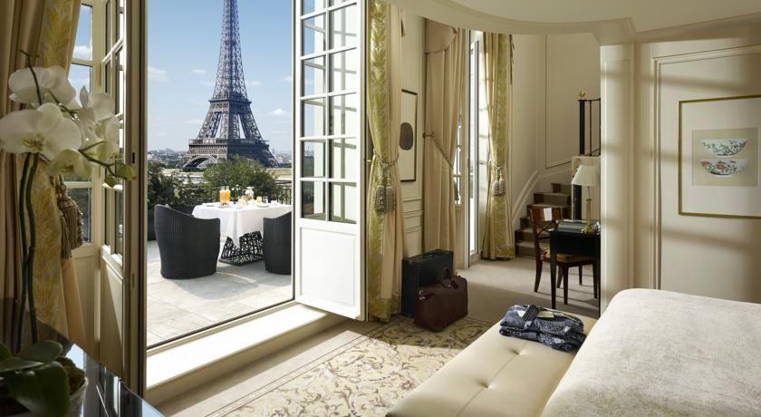 Shangri-La Hôtel Paris ***** 1
