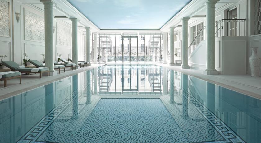 Shangri-La Hôtel Paris ***** 2