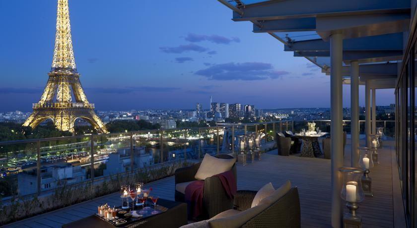 Shangri-La Hôtel Paris ***** 3