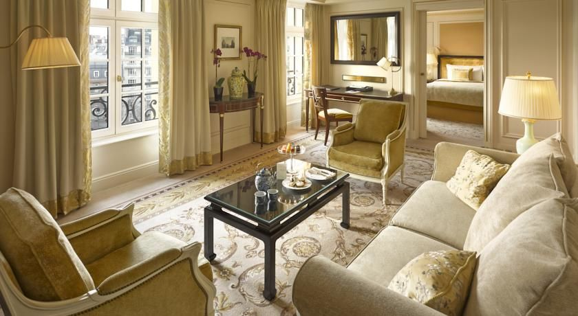 Shangri-La Hôtel Paris ***** 5