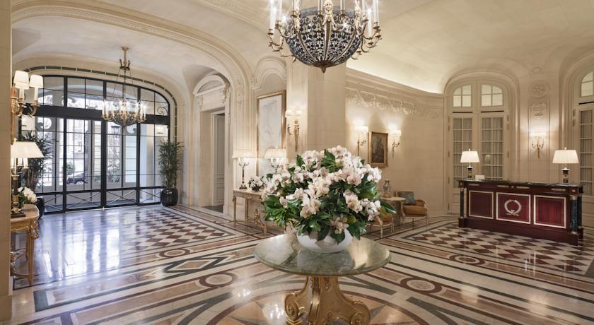 Shangri-La Hôtel Paris ***** 6