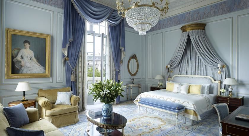 Shangri-La Hôtel Paris ***** 7