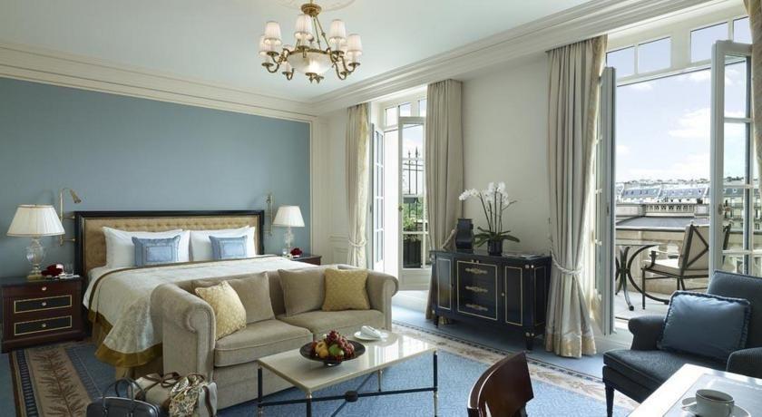 Shangri-La Hôtel Paris ***** 15