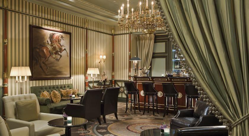 Shangri-La Hôtel Paris ***** 18