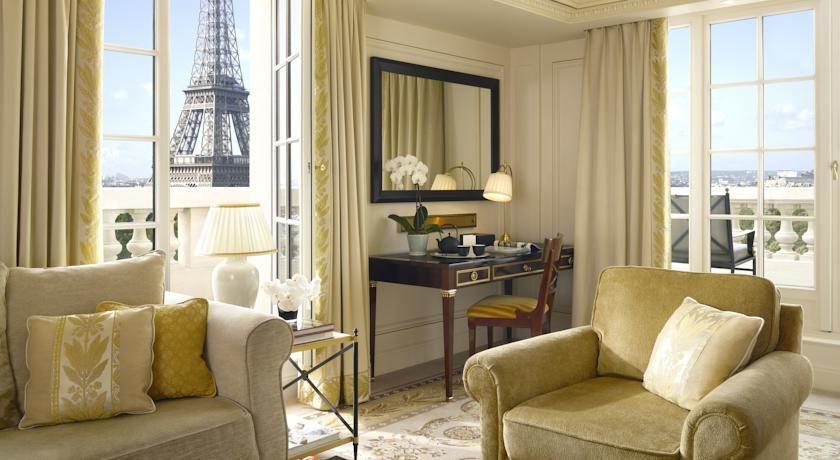 Shangri-La Hôtel Paris ***** 19