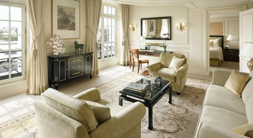Shangri-La Hôtel Paris ***** 20