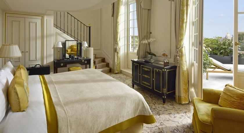 Shangri-La Hôtel Paris ***** 21