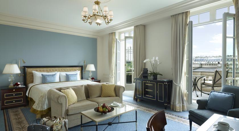 Shangri-La Hôtel Paris ***** 23