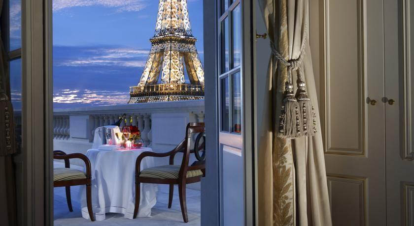 Shangri-La Hôtel Paris ***** 25