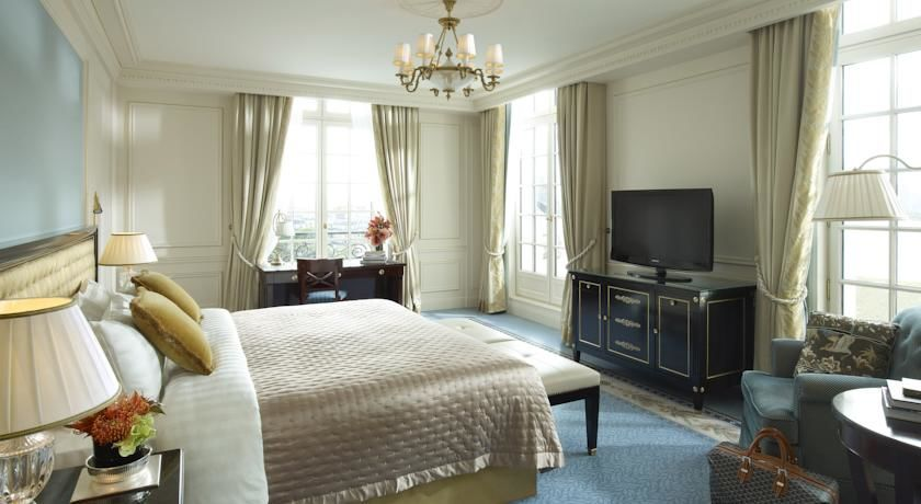 Shangri-La Hôtel Paris ***** 27