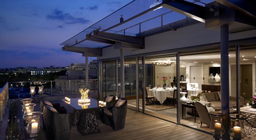 Shangri-La Hôtel Paris ***** 33