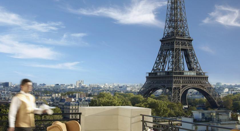 Shangri-La Hôtel Paris ***** 35
