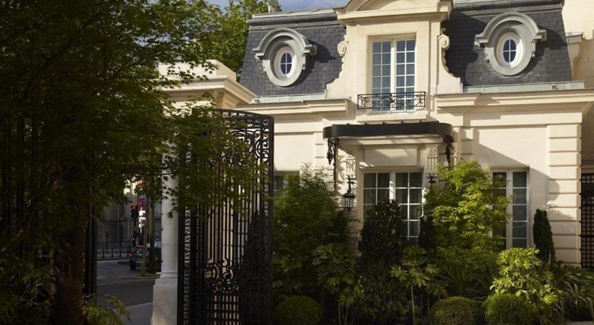 Shangri-La Hôtel Paris ***** 37