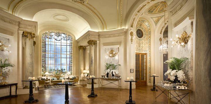 Shangri-La Hôtel Paris ***** Galerie