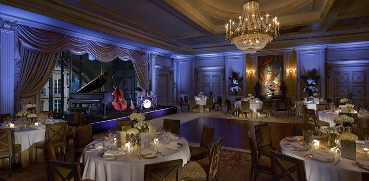 Shangri-La Hôtel Paris ***** Roland Bonaparte