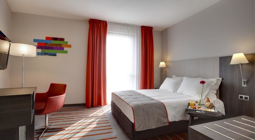 Park Inn by Radisson Lille Grand Stade **** Chambre