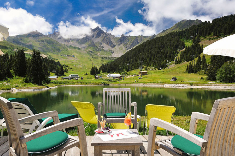 Mercure Courchevel *** 7