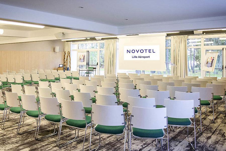 Novotel Lille Aeroport **** Salle de séminaire