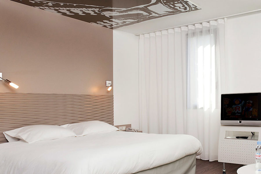 Ibis Styles Lille Aéroport 3* Chambre