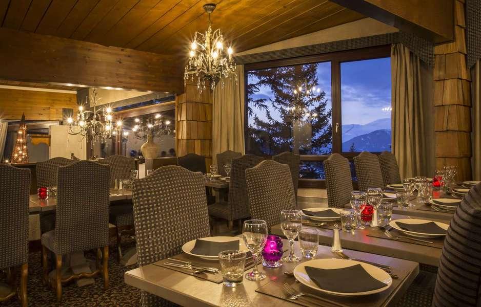Le New Solarium *** Restaurant