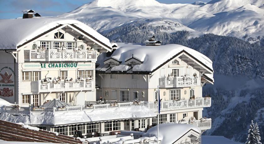 Le chabichou hotel 1