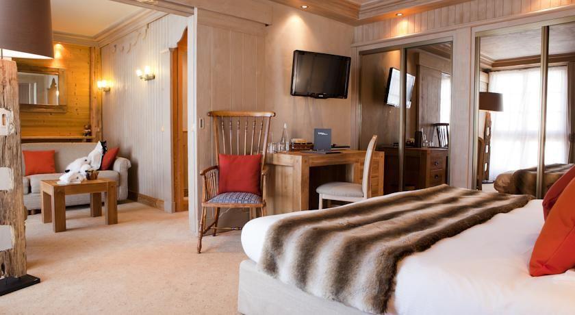 Le Chabichou Hôtel **** 3