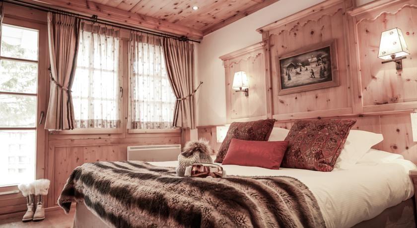 Le Chabichou Hôtel **** 6