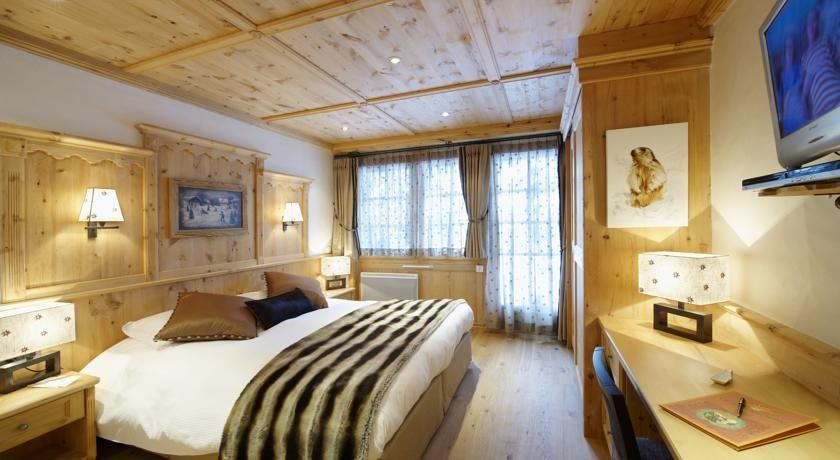 Le Chabichou Hôtel **** 8