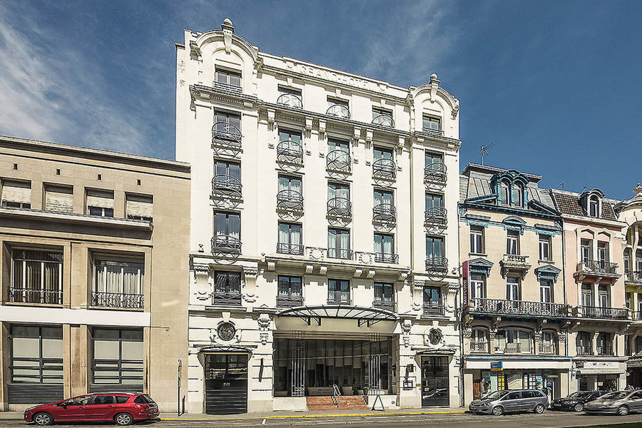Mercure Lille Roubaix Grand Hotel **** 4
