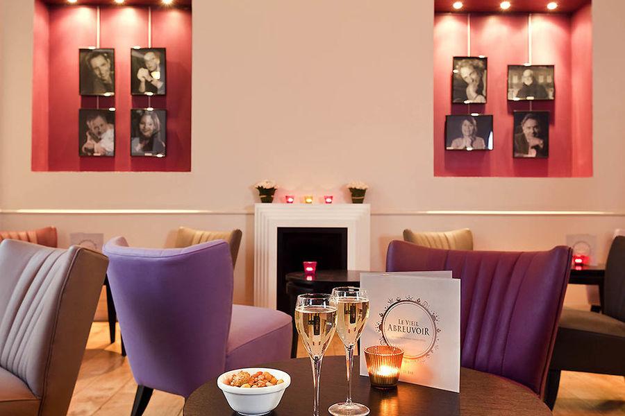 Mercure Lille Roubaix Grand Hotel **** 12