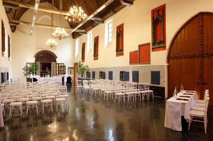 Hermitage Gantois ***** Salle de séminaire