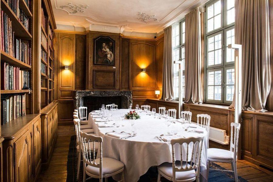 Hermitage Gantois ***** Salon privé