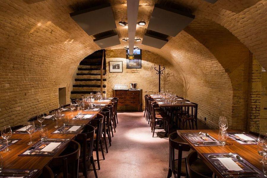 Hermitage Gantois ***** Restaurant