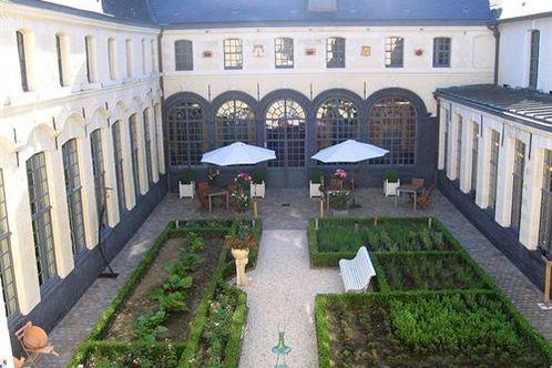 Hermitage Gantois ***** Cour