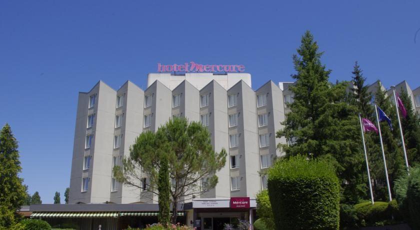 Mercure Saint Etienne Parc de l'Europe **** 6
