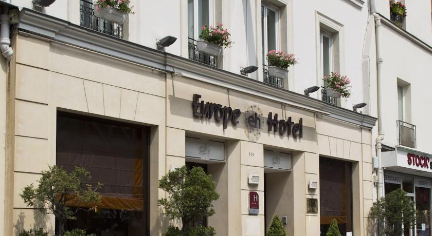 Europe Hôtel Paris Eiffel *** 16